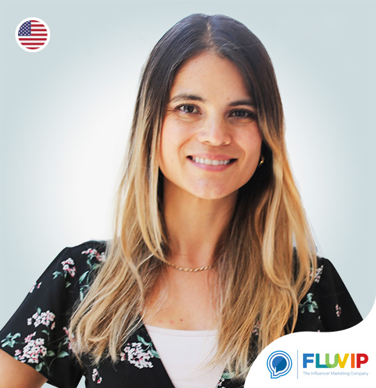 Alexandra Castrillon Global Director of Business Development en FLUVIP